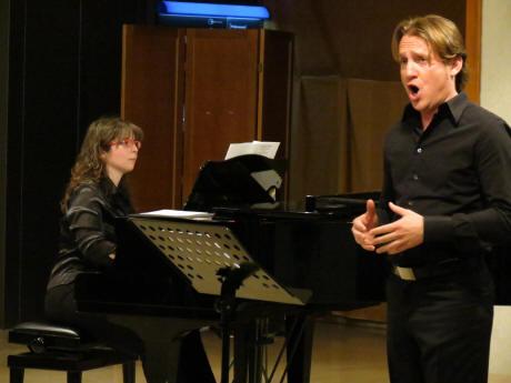 Marco Clerici e Veronica Fasanelli (arie napoletane)