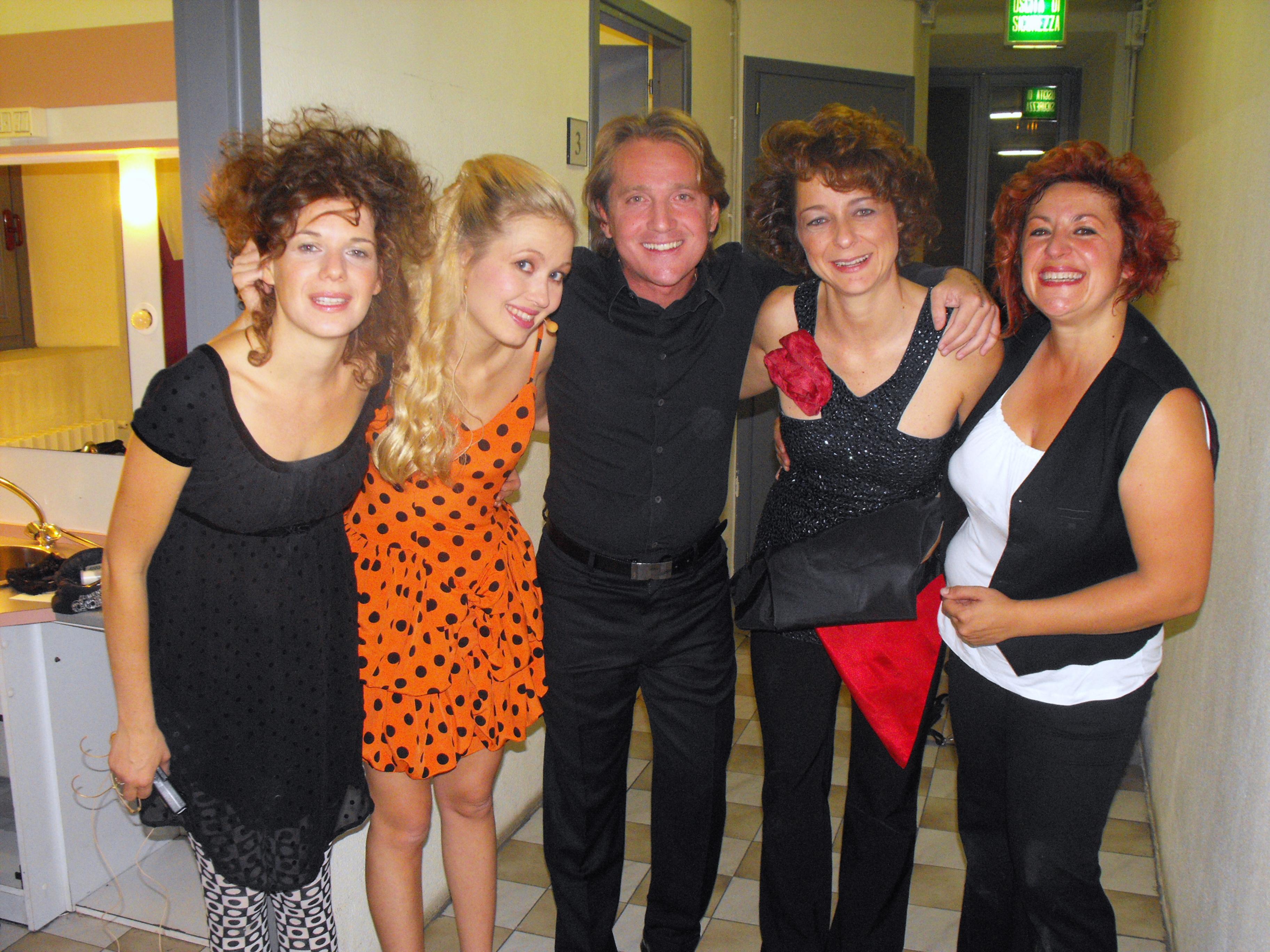 Marco Clerici si esibisce con il Quartetto Euphoria