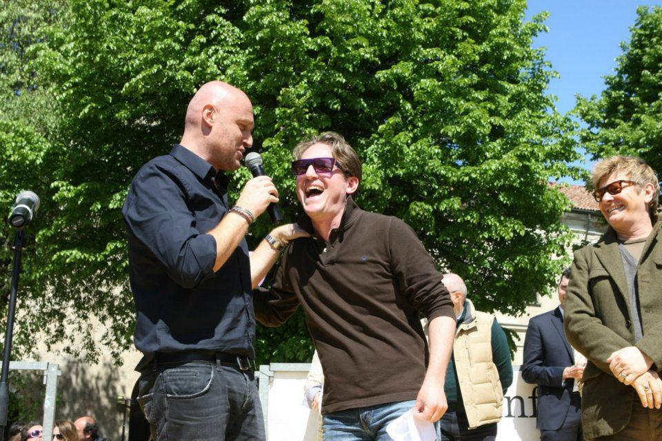Rudy Zerbi e Marco Clerici