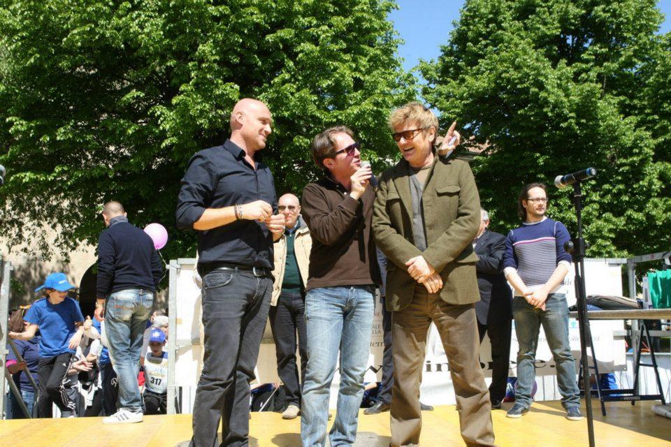 Rudy Zerbi, Marco Clerici e RON