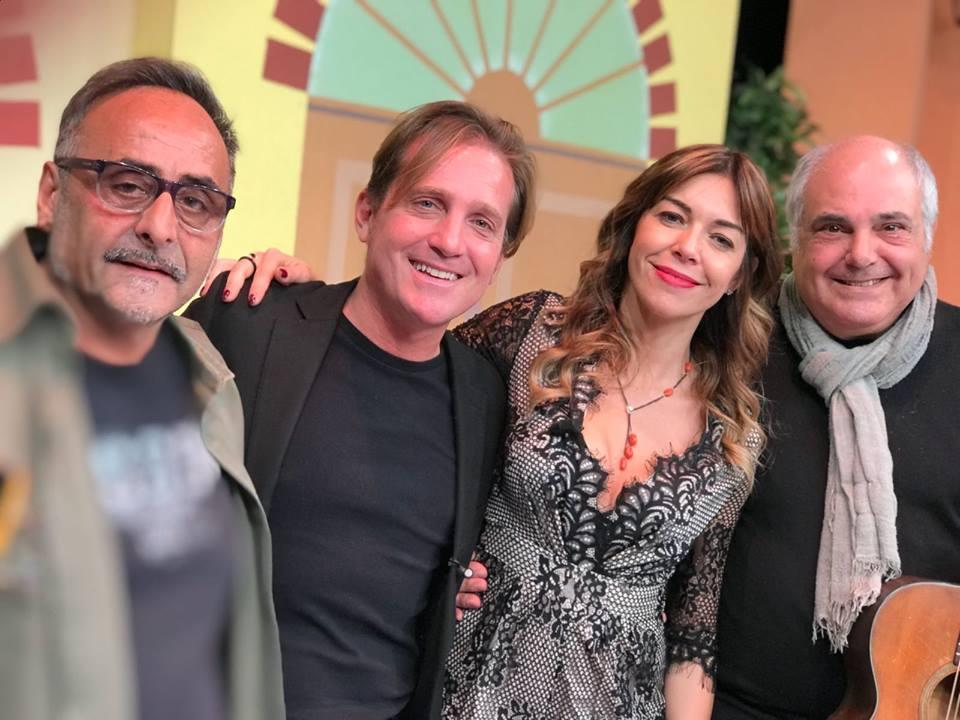 """Marco Clerici e Mariarosa Aurelio con """"Il nostro canto libero"""""""