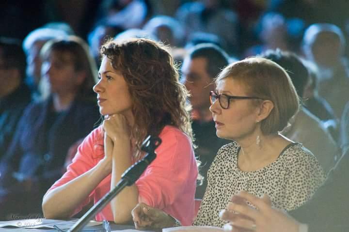 TALENT DIS-ABILITY - Vanessa Negrini in giuria con Paola Zatti