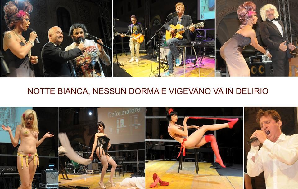 Notte Bianca - Grande successo di pubblico