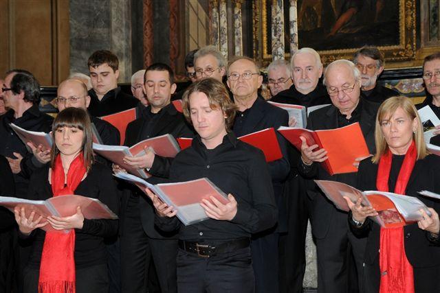 Marco Clerici con la Cappella Musicale della Cattedrale