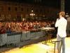 Marco Clerici canta il Nessun Dorma in una Piazza Ducale gremita
