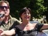 Marco Clerici con Marina Pallavicini (figlia del grande autore Vito)