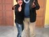 Marco Clerici con Ronnie Jones