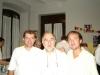 Marco Clerici con il Maestro Giacomo Bogliolo