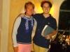 Marco Clerici con il Maestro Alessandro Marangoni