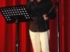 Marco Clerici canta una canzone dedicata a Papa Giovanni Paolo II