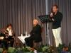Mons. Marini, Simona Marchetti e Marco Clerici
