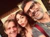 Marco Clerici, Mariarosa Aurelio e Pablo