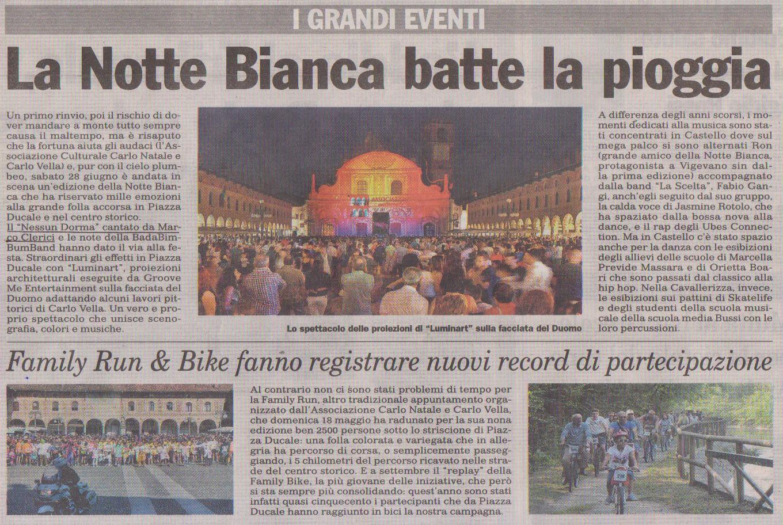 Eventi 2014 a Vigevano