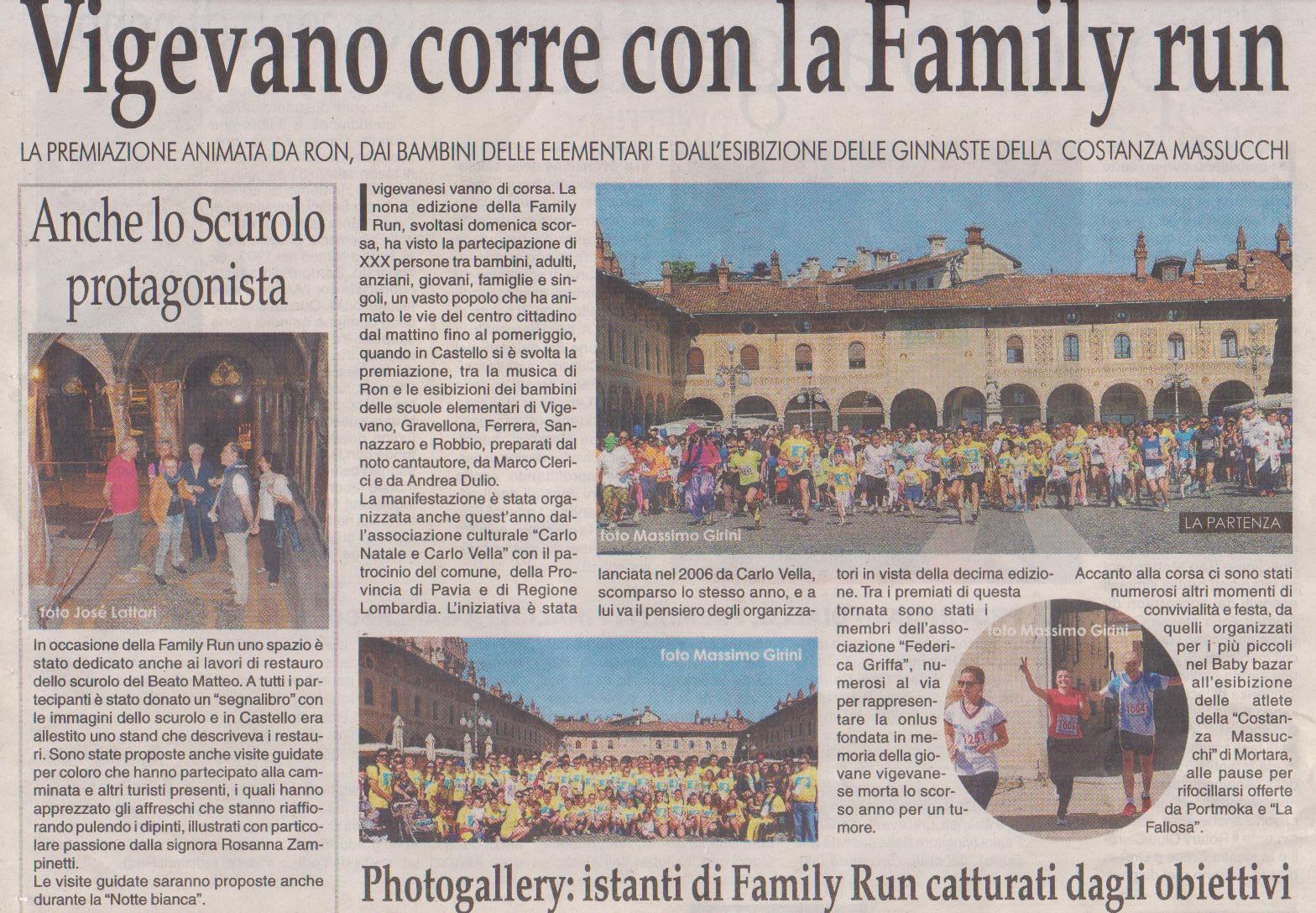 FAMILY RUN 2014