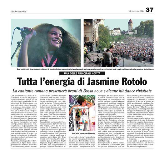 JASMINE ROTOLO