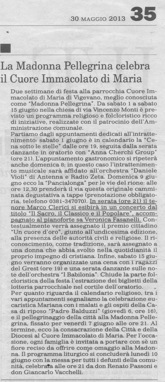 Marco Clerici al Cuore d\'Oro