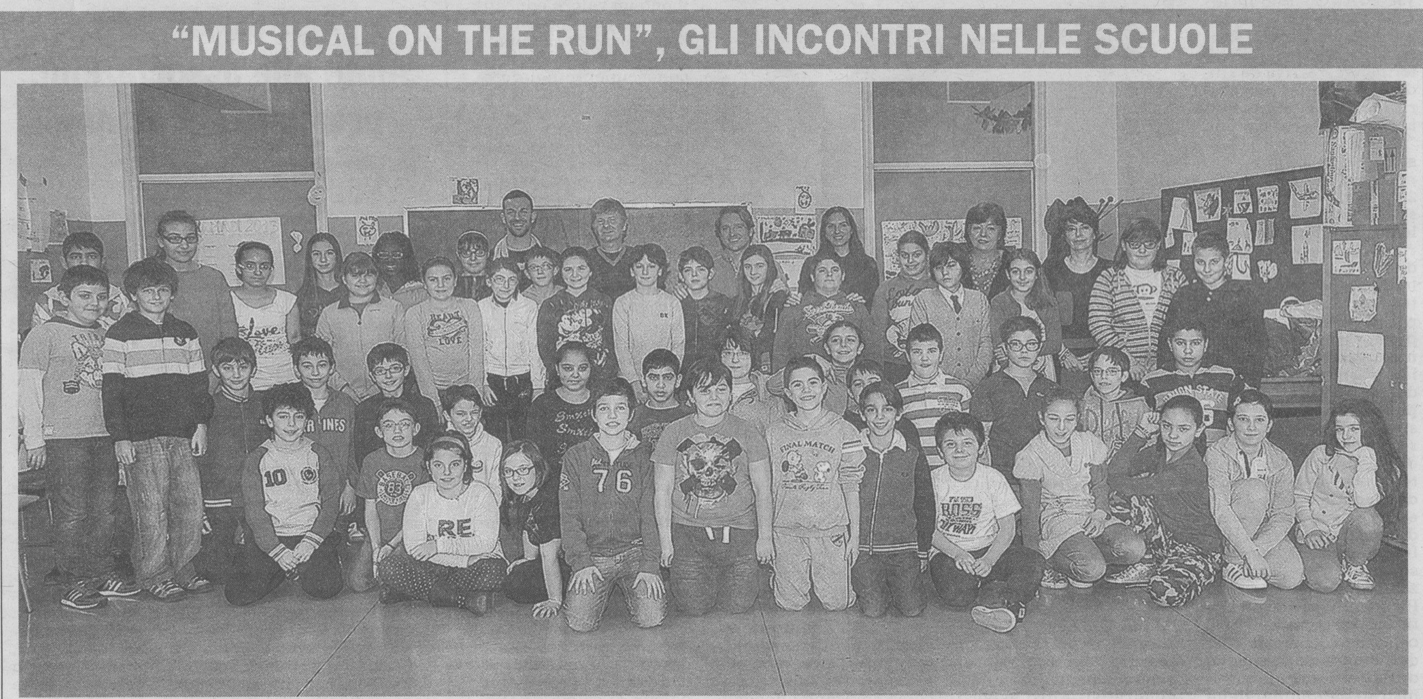 Ron, Alfonso Lambo e Marco Clerici nelle scuole