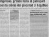All Star Game di Serie A (Marco Clerici canta l\'Inno di Mameli ed il Nessun Dorma)