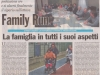 Conferenza stampa Family Run
