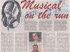 Musical on the run con Alfonso Lambo e Marco Clerici