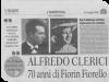 Alfredo Clerici e Alda Mangini ricordati da Marco Clerici