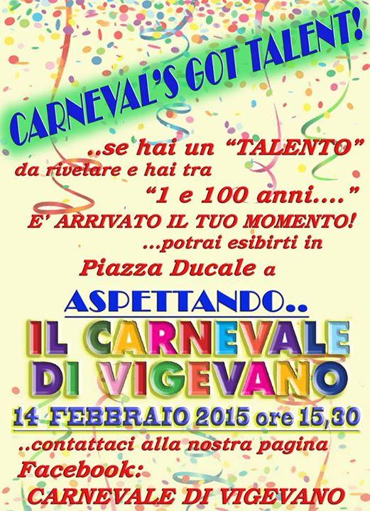 Carnevale's Got Talent