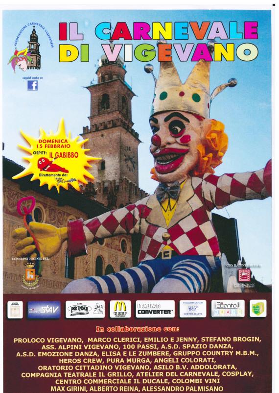 Carnevale (Volantino)