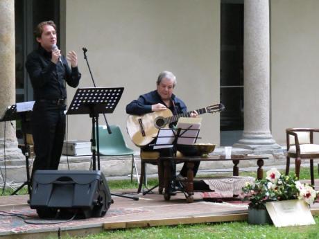 Marco Clerici e Antonio Mastino