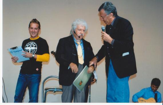 Bruni Lauzi e Marco Clerici 3