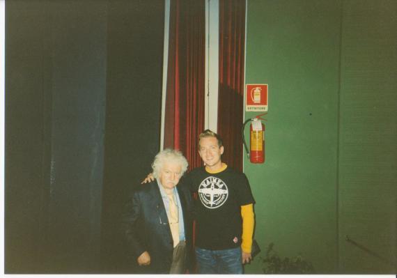 Bruni Lauzi e Marco Clerici