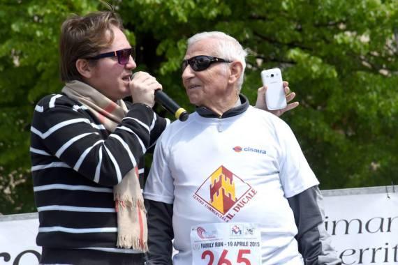 Marco Clerici presenta il veterano della Family Run 2015