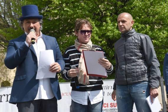 Stefano Bressani, Marco Clerici e Andrea Dulio direttore artistico
