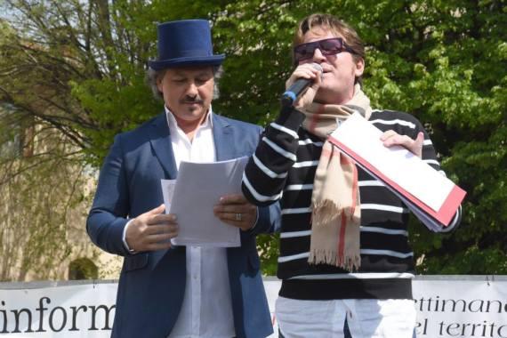 Stefano Bressani e Marco Clerici