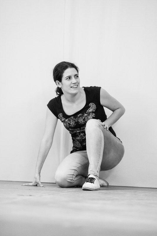 Francesca Melito Coreografa