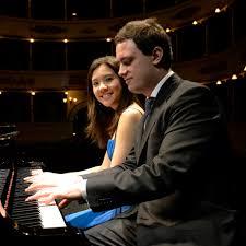Paolo Alderighi e Stefany Trich