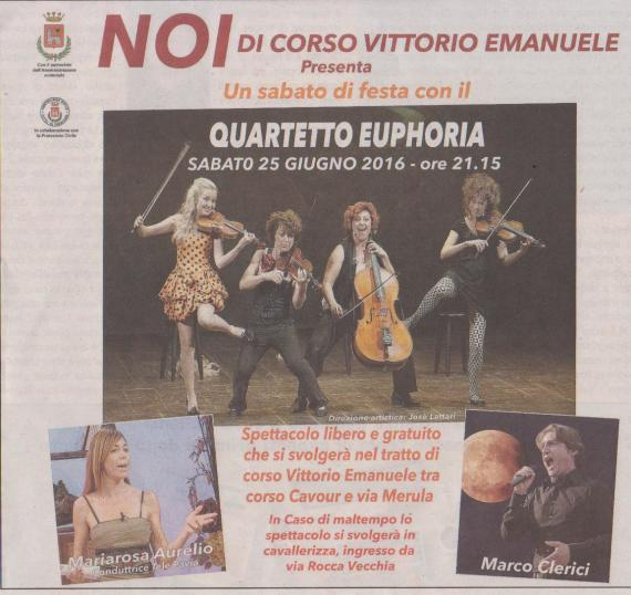 Quartetto Euphoria 5