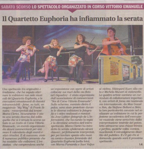 Quartetto Euphoria 7