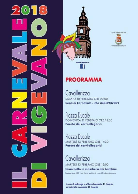 Carnevale Locandina