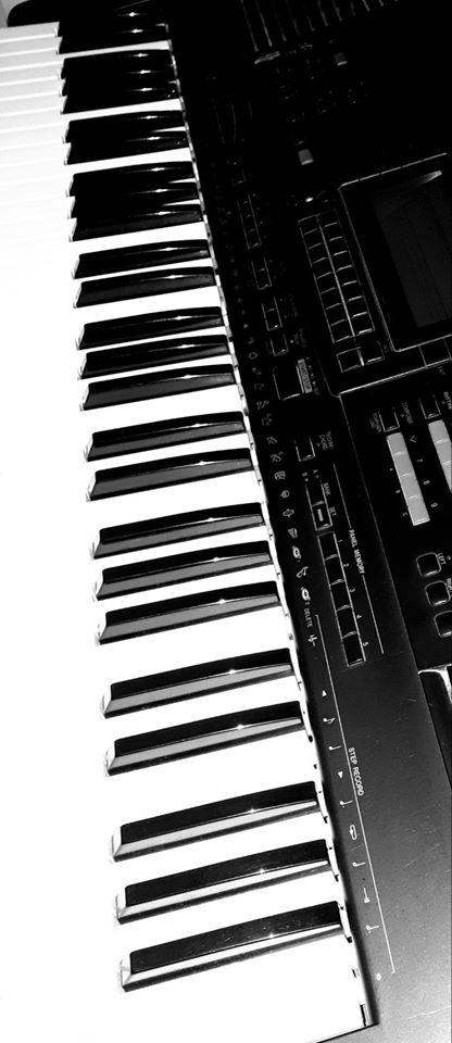 Tastiera di Marco Clerici